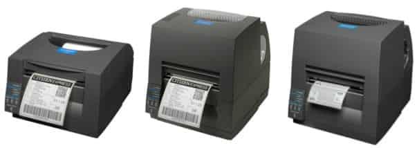 Sprzęt współpracujący z programem do przeprowadzenia inwentaryzacji - drukarka_kodow_kreskowych-citizen-CL-S