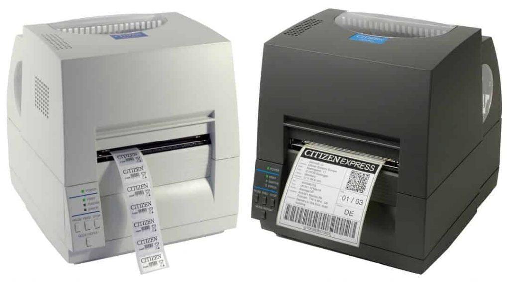 drukarka kodów kreskowych citizen-cls6211
