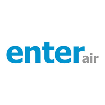 Enter Air logo klient pwsk