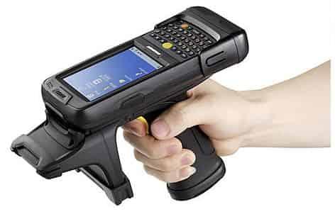 Inwentaryzacja RFID - inwentaryzator mobilny spis z natury