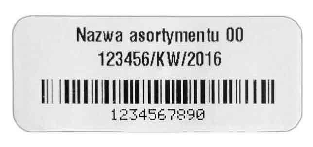 Etykieta RFID do inwentaryzacji majątku i środków trwałych