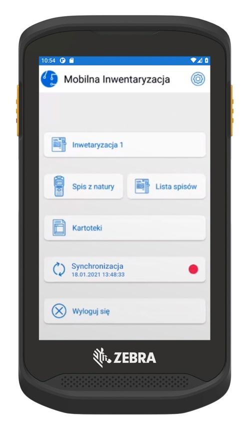 mobilna inwentaryzacja program